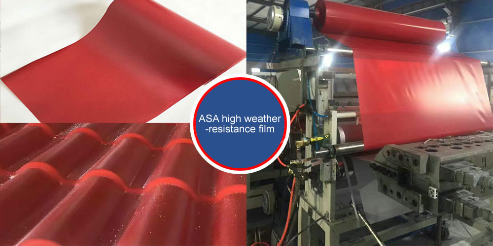 ASA high weather-resistance film