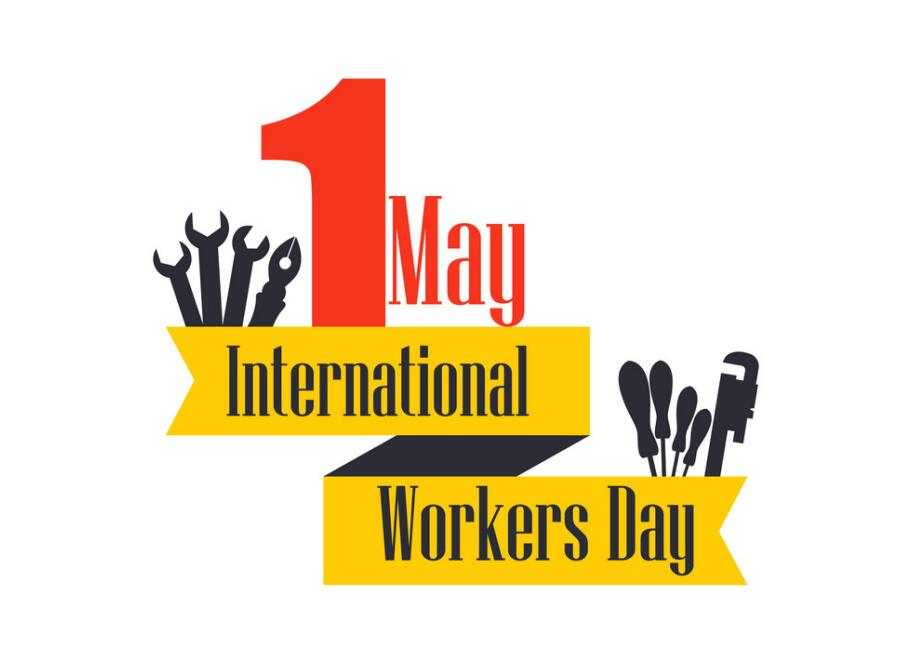 Horizon Chemical Wish You Happy International Workers' Day!