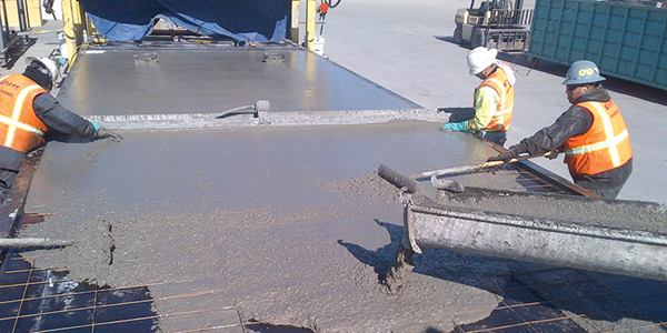 Guarantee Measures for Concrete Construction in Summer